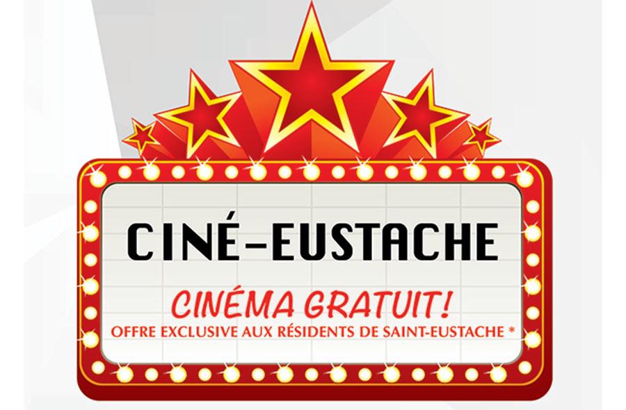 Ville de saint-Eustache - Cinéma pour enfants gratuit - Semaine de relâche 2018
