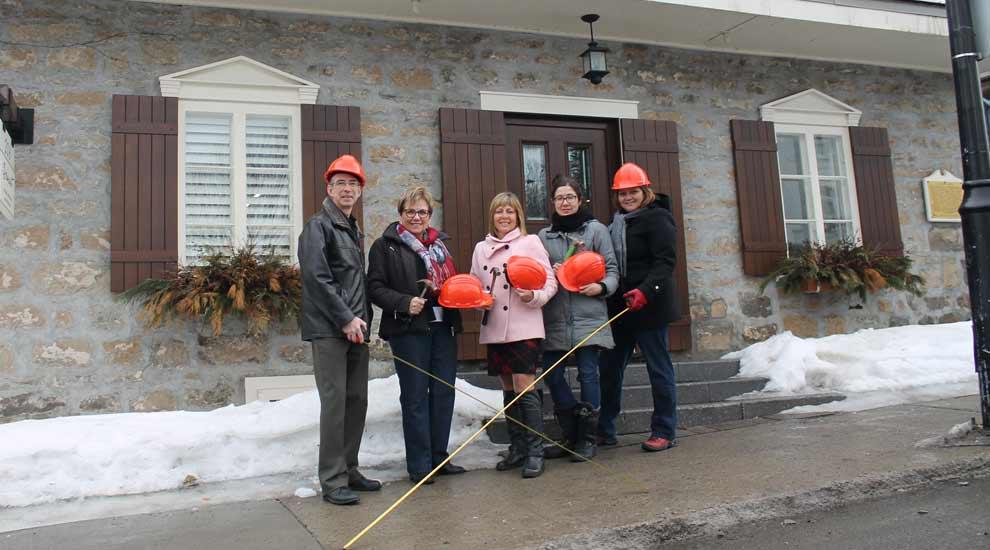 Ville de saint-Eustache - Prolongement du Programme d'aide à la restauration patrimoniale au 31 mars 2017