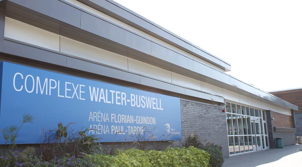 Pour résidents de Saint-Eustache : location de glace privée au Complexe Walter-Buswell