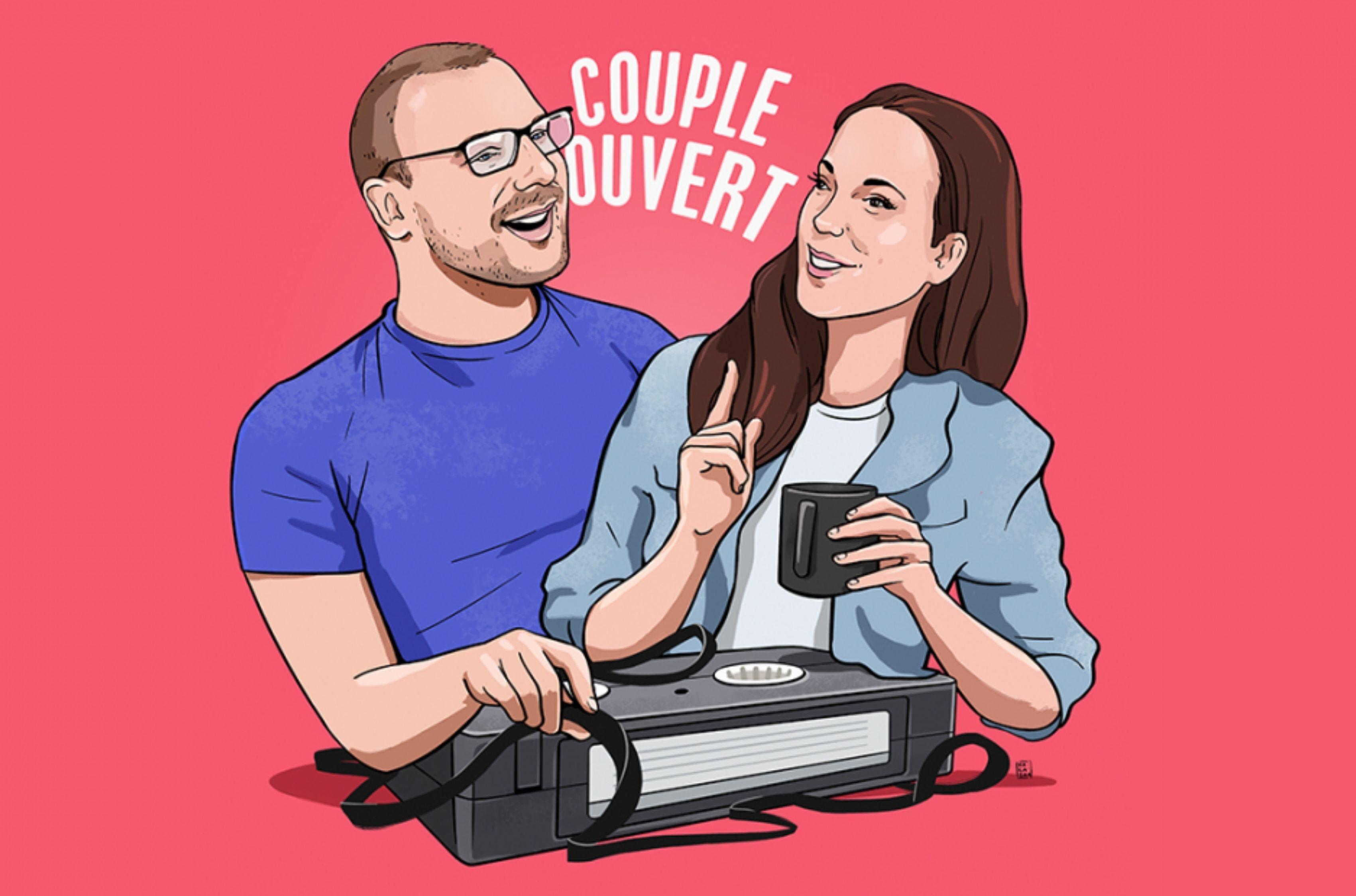 Ville de saint-Eustache - COUPLE OUVERT - podcast
