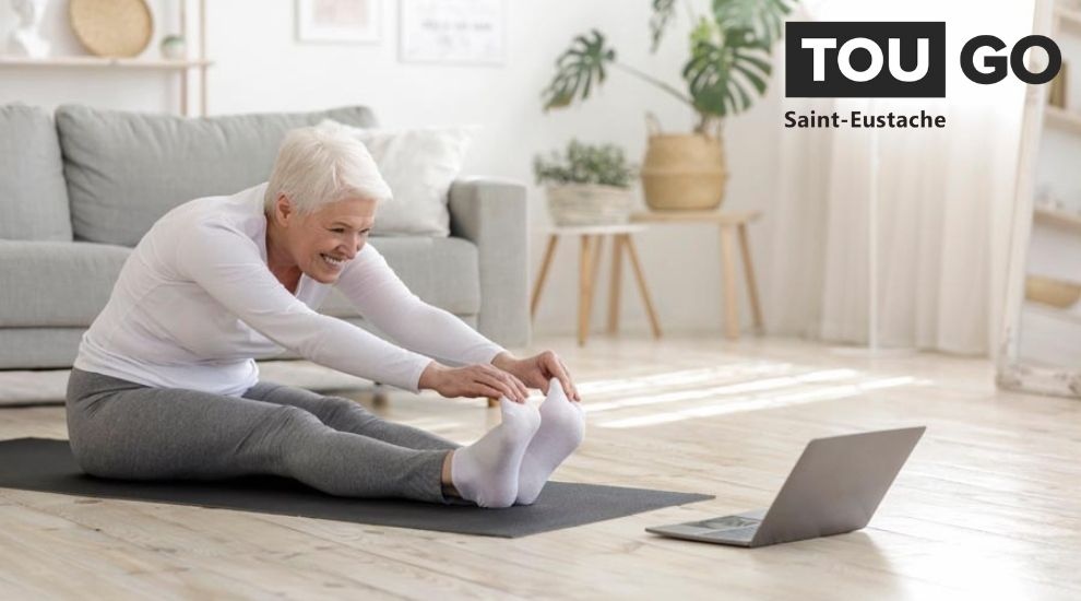 Ville de saint-Eustache - Essentrics 50+ (Cours virtuel TOUGO)