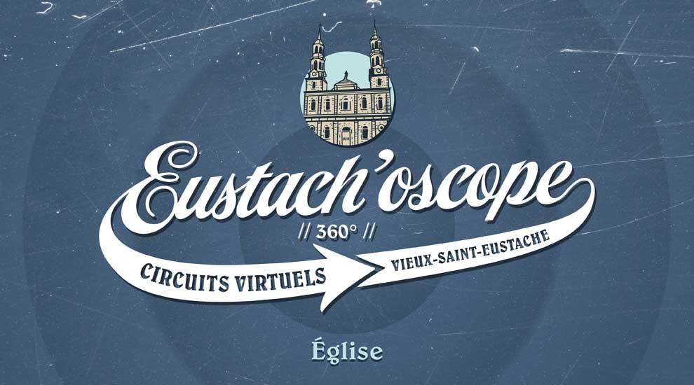 Ville de saint-Eustache - « Eustach'oscope » : Une série de circuits virtuels en images 360 degrés