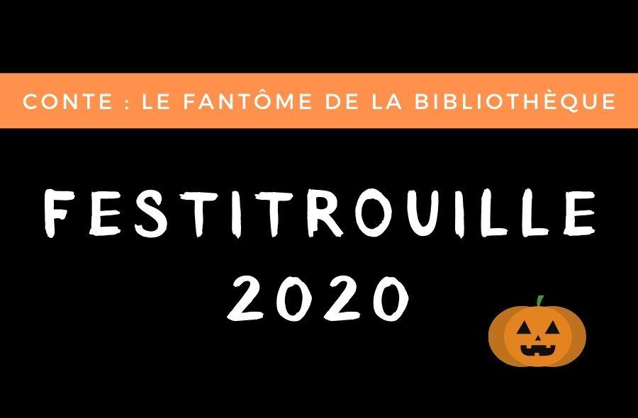 Ville de saint-Eustache - Conte virtuel : Le fantôme de la bibliothèque