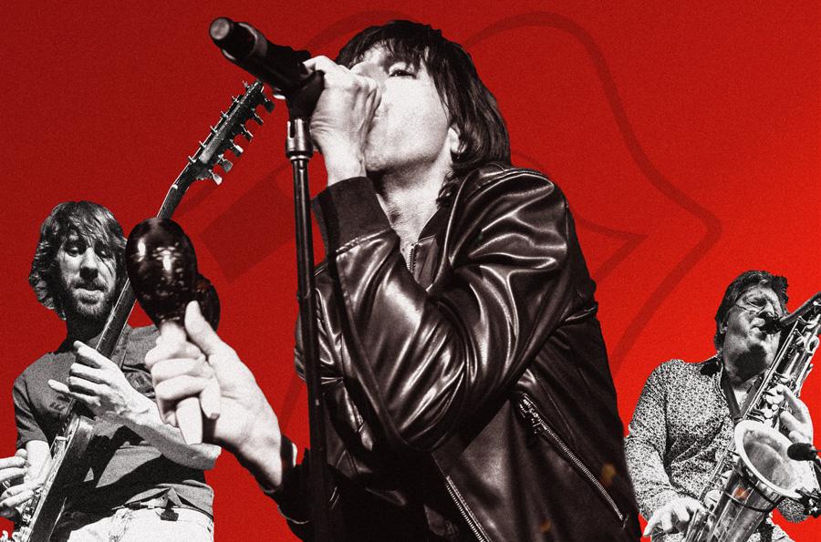 Ville de saint-Eustache - Les Respectables -Hommage aux Rolling Stones