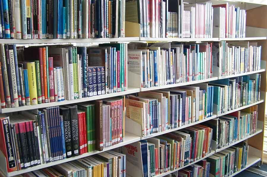 Ville de saint-Eustache - Vente de livres
