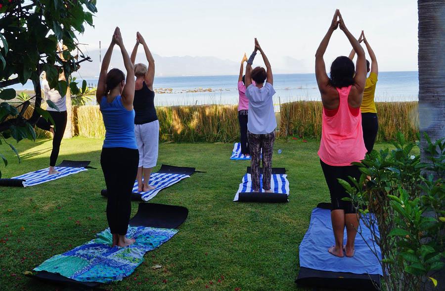 Ville de saint-Eustache - Yoga étirement et relaxation