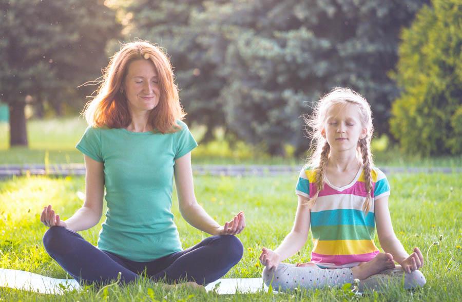 Ville de saint-Eustache - Yoga parent-enfant 8 à 12 ans
