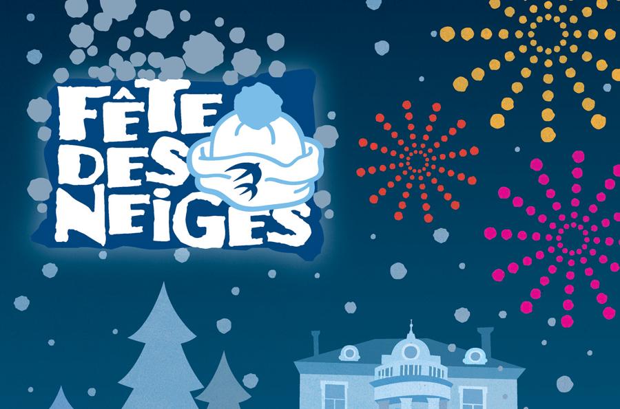 Ville de saint-Eustache - Fête des neiges : fermeture devancée à 14 h ce dimanche