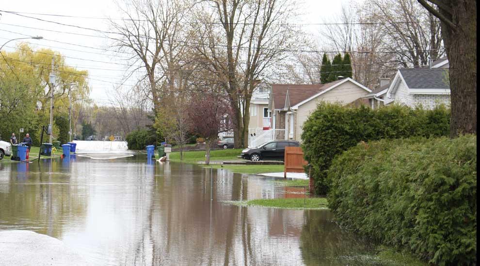 Ville de saint-Eustache - Inondations à Saint-Eustache : point sur la situation à 19 h, le lundi 8 mai