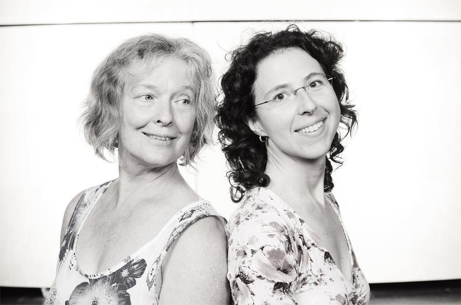 Ville de saint-Eustache - Marianne Trudel et Karen Young