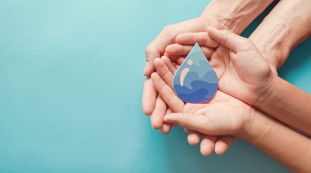 Ville de saint-Eustache - Faible débit d'eau dans la rivière des Mille Îles - Diminuez votre consommation d'eau potable
