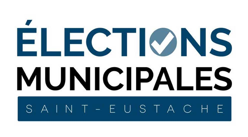 Ville de saint-Eustache - Élections municipales 2021 : liste des candidats à l'élection
