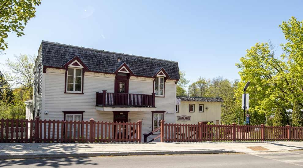 Des travaux d'importance à la maison du meunier : le moulin Légaré reste ouvert