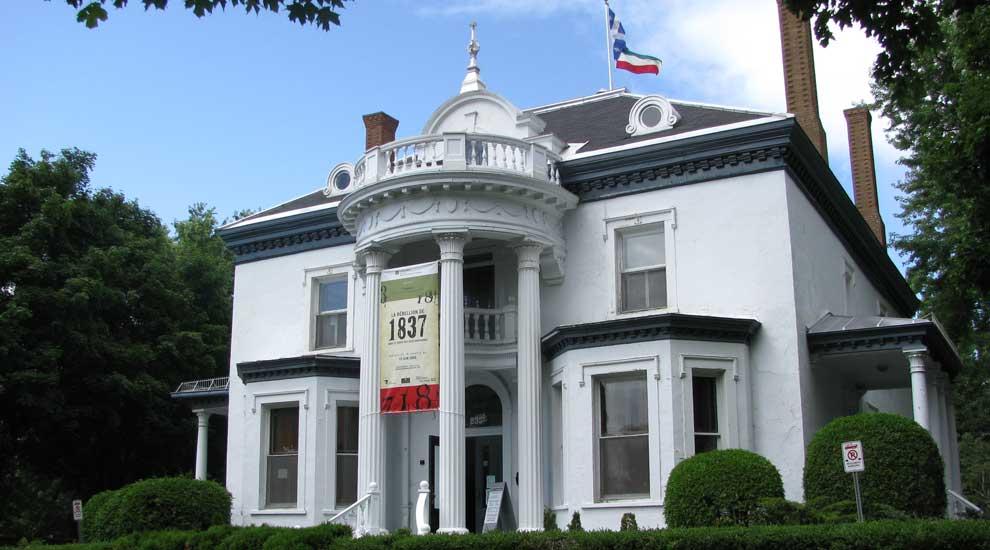 Le manoir Globensky, VIVANT depuis 160 ans!