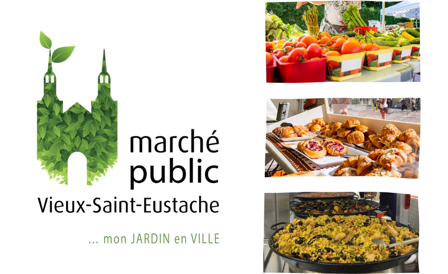 Ville de saint-Eustache - Marché public du Vieux-Saint-Eustache
