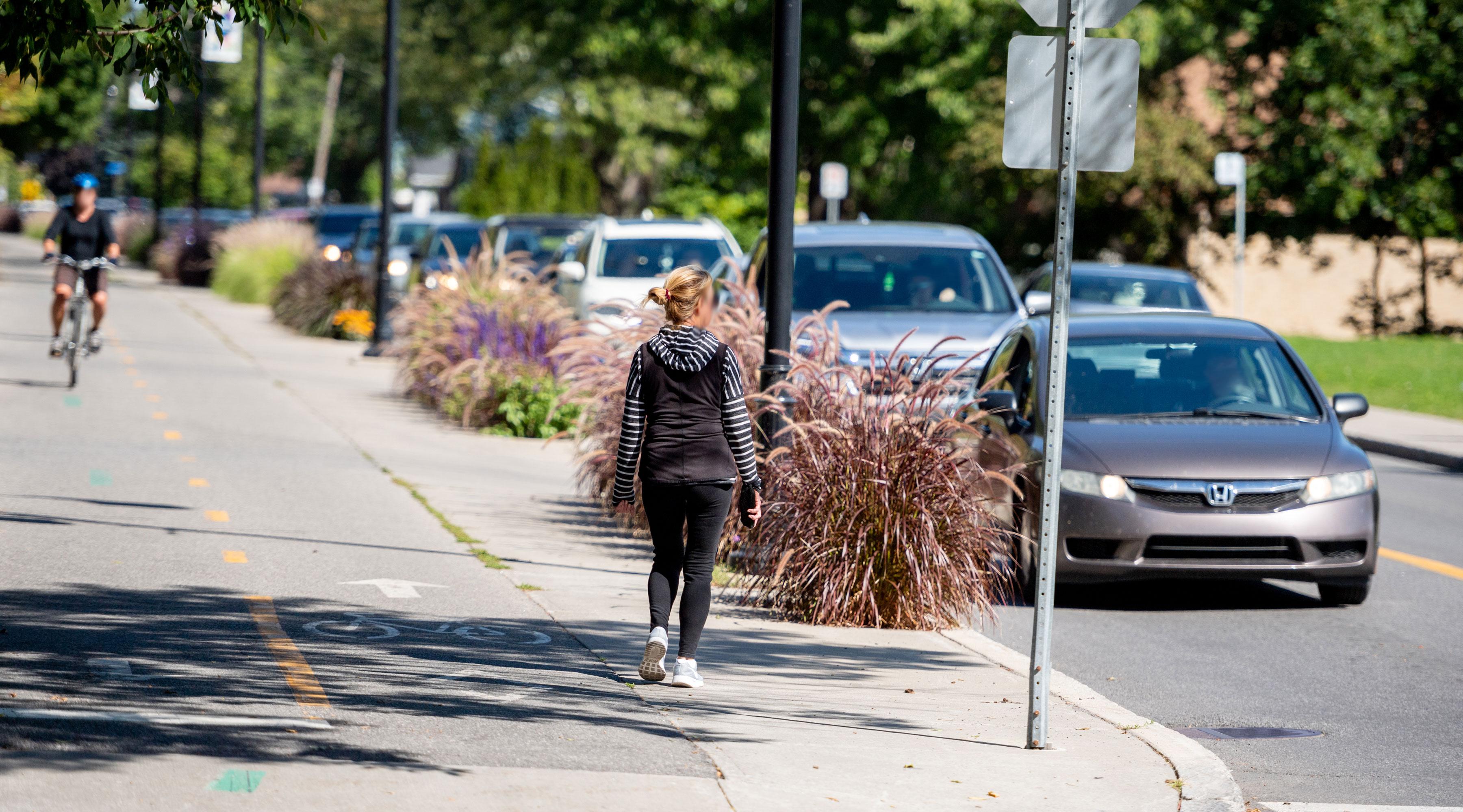 Mobilité urbaine :  La Ville de Saint-Eustache veut votre avis !