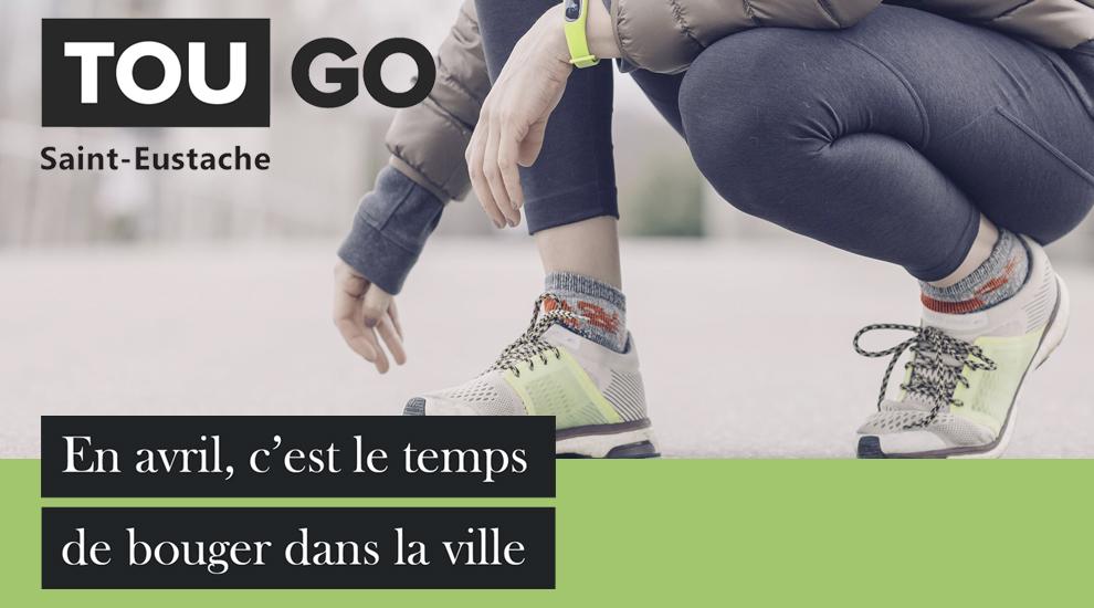 Ville de saint-Eustache - À Saint-Eustache, on s'active avec TOUGO!