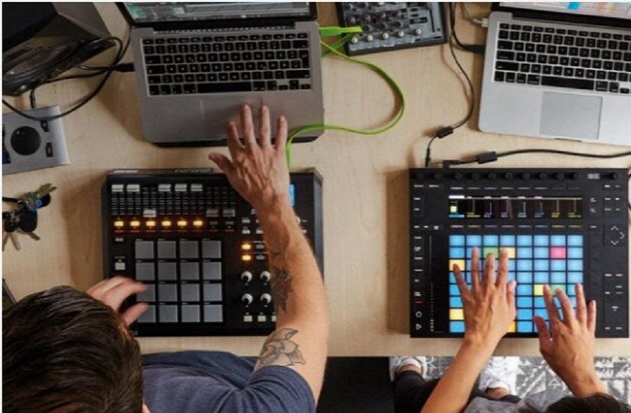 Ville de saint-Eustache - Journées de la culture 2021- Atelier de musique numérique