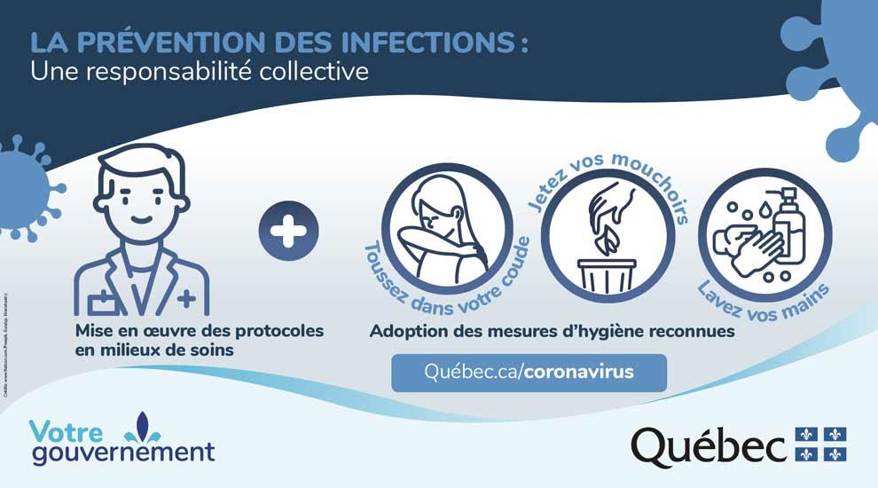 Coronavirus (Covid-19) - La Ville de Saint-Eustache se prépare à toute éventualité