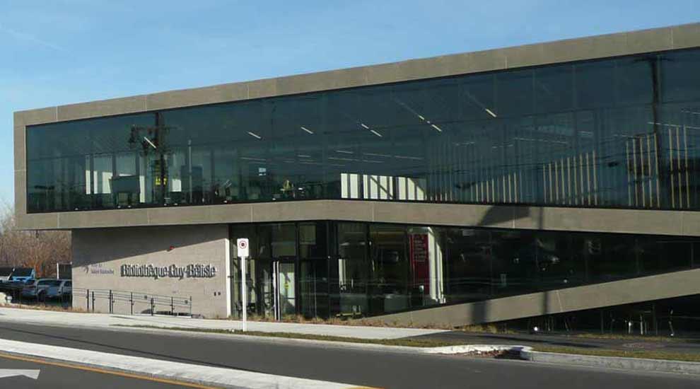 Ville de saint-Eustache - Covid-19 - Réouverture progressive de la bibliothèque Guy-Bélisle