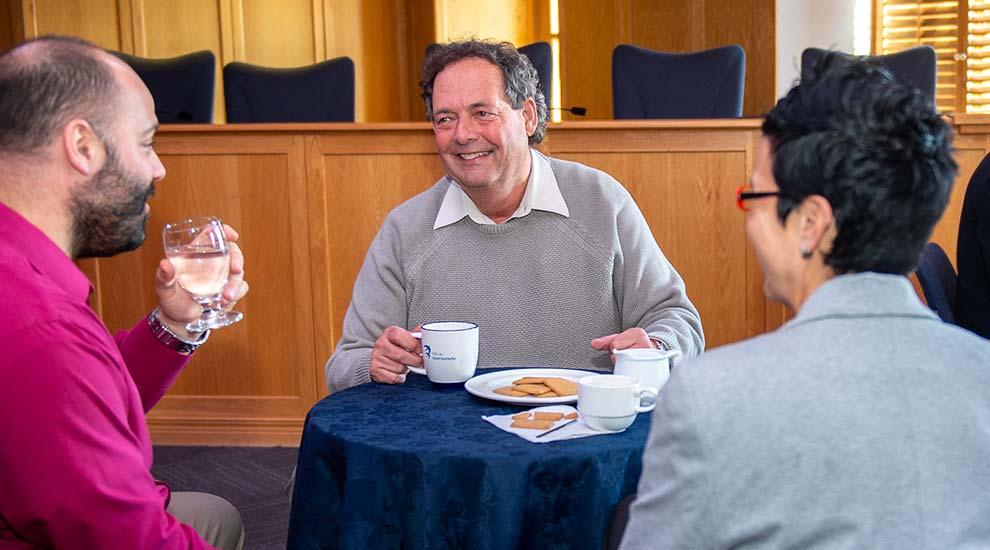 Café-rencontre avec vos élus
