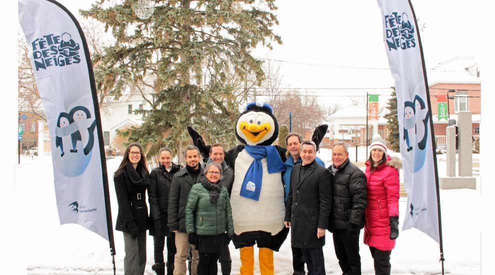 Ville de saint-Eustache - La Fête des neiges de Saint-Eustache - Des activités pour toute la famille!