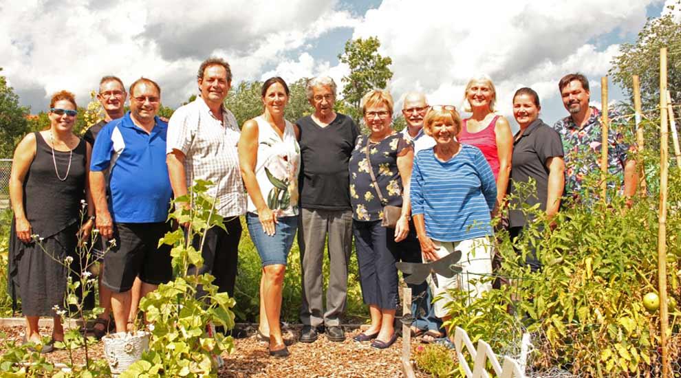 Ville de saint-Eustache - Dix lots additionnels aux jardins communautaires du parc Pierre-Laporte
