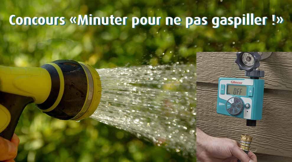 Participez au concours « Minuter pour ne pas gaspiller » à Saint-Eustache
