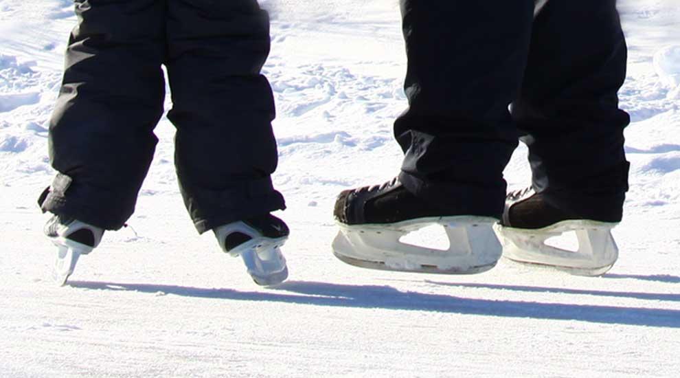 Ville de saint-Eustache - Fermeture de toutes les patinoires extérieures à compter du 6 mars 2020