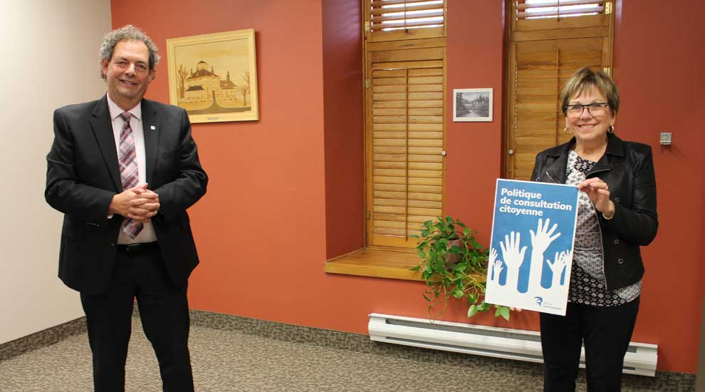 La Ville de Saint-Eustache lance sa nouvelle Politique de consultation citoyenne