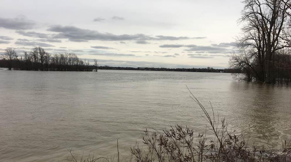 Ville de saint-Eustache - Risque de débordement de la rivière des Mille Îles : des précautions à prendre pour les riverains