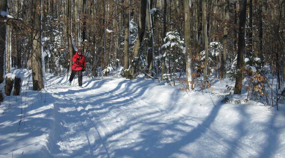Fermeture du sentier de ski de fond et raquette Richard-Giroux pour la saison