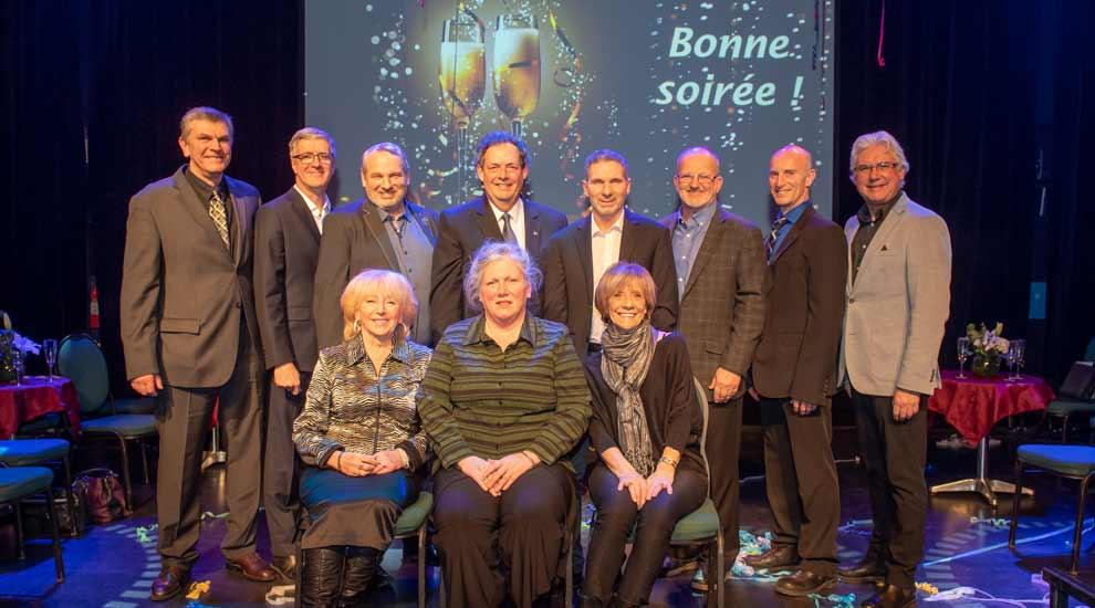 Plusieurs retraités de la Ville de Saint-Eustache ont été honorés