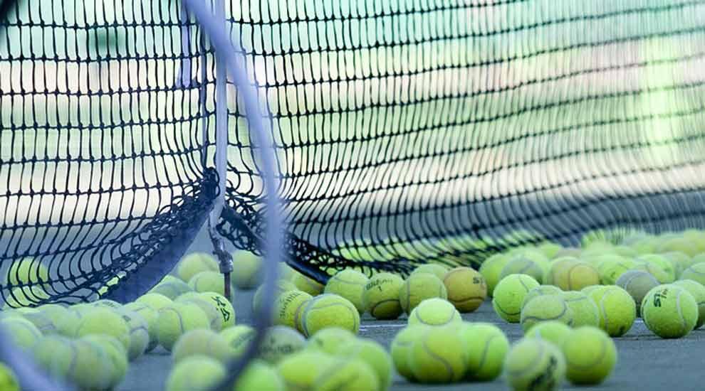 Réouverture des terrains de tennis