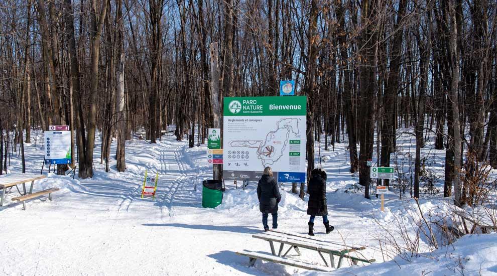 Ville de saint-Eustache - Un soutien financier important pour la valorisation du parc nature de Saint-Eustache grâce au Programme de mise en valeur intégrée d'Hydro-Québec