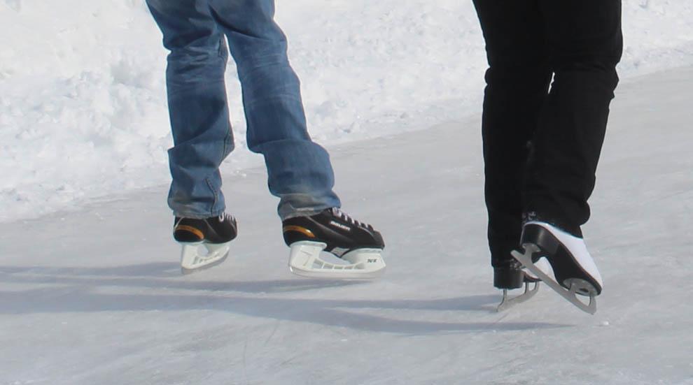 Ville de saint-Eustache - Ouverture des patinoires extérieures