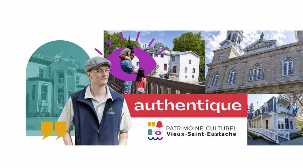 Une nouvelle image de marque pour l'offre patrimoniale du Vieux-Saint-Eustache
