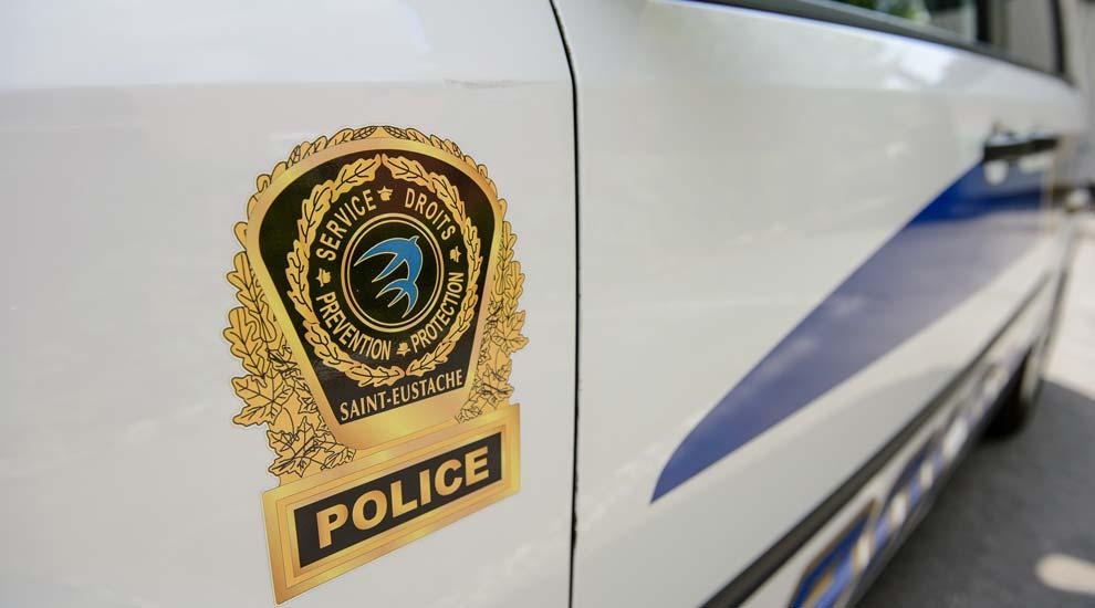 Ville de saint-Eustache - Interventions policières intensifiées en période des fêtes