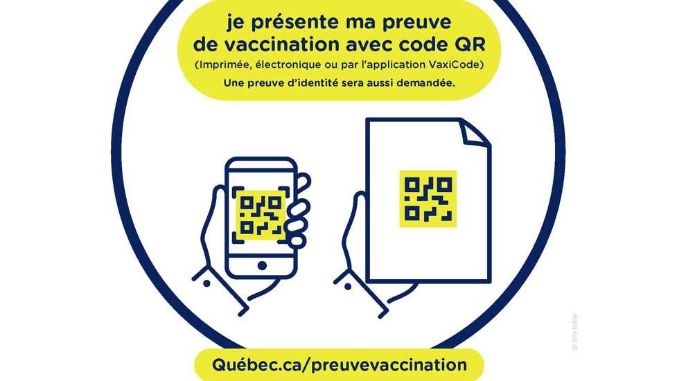 Ville de saint-Eustache - Lieux et activités nécessitant le passeport vaccinal à Saint-Eustache