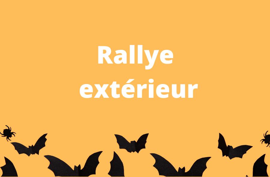 Ville de saint-Eustache - Festitrouille : Rallye d'Halloween autour de la bibliothèque