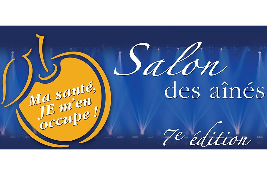 Ville de saint-Eustache - Salon des aînés - 7e édition