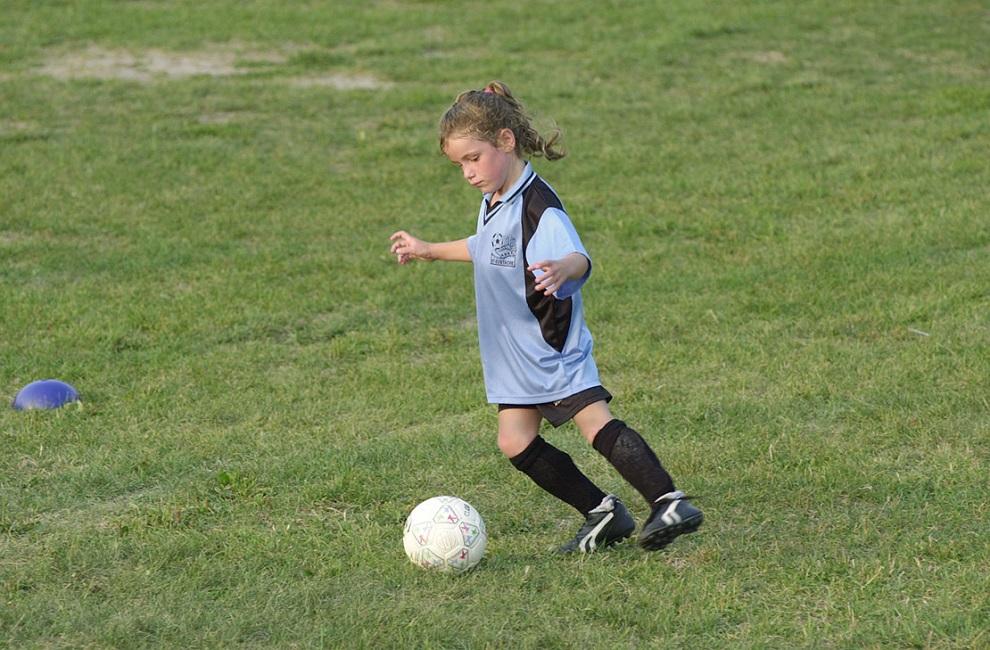 Ville de saint-Eustache - Défi santé : activité soccer parents/enfants
