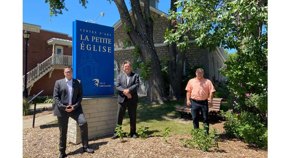 Ville de saint-Eustache - Québec accorde plus de 1,5 M$ pour le patrimoine et la culture de Saint-Eustache