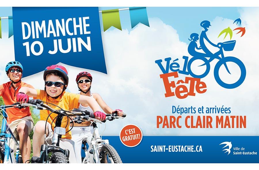 Ville de saint-Eustache - Vélo Fête 2018