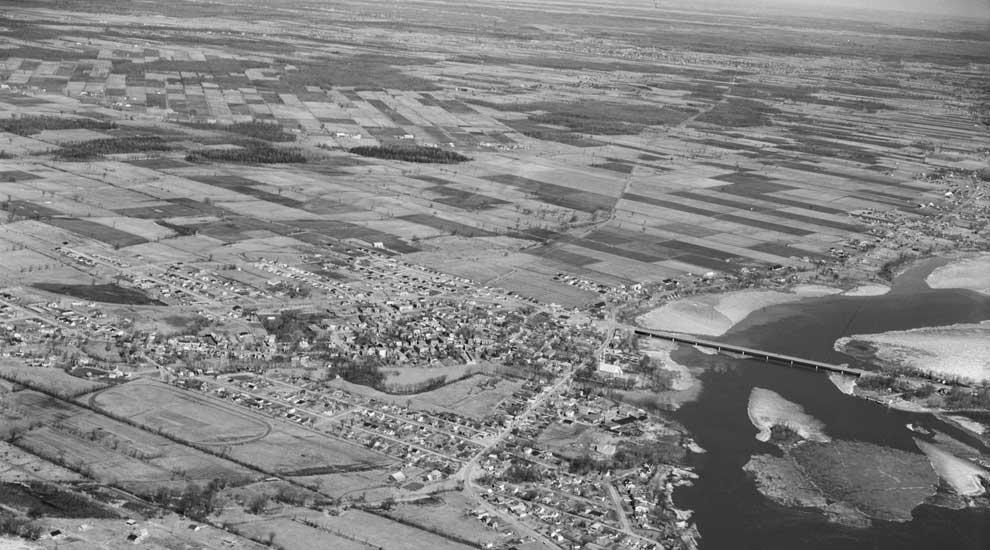 Ville de saint-Eustache - Exposition à Saint-Eustache : Histoires de rang. Paysans et producteurs de chez nous.